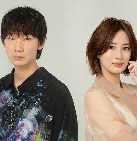 綾野剛と北川景子が明かす、濃厚な信頼関係「北川さんに手綱を握ってもらっている」
