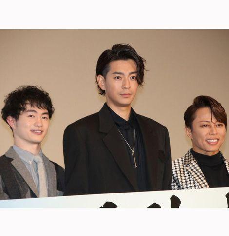 三浦翔平、三浦春馬主演映画『天外者』の舞台挨拶で「どうか彼の熱量を焼き付けて」