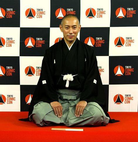 「東京コミコン2020」が開幕!イライジャ・ウッドと市川海老蔵がオンラインで対談