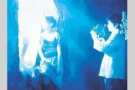 実験映画の画像
