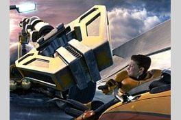 スパイキッズ3-D ゲームオーバーの画像