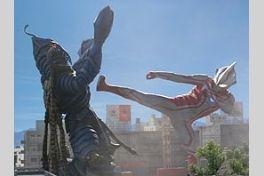 ウルトラマンメビウス&ウルトラ兄弟の画像