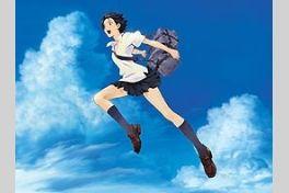 時をかける少女(2006)の画像