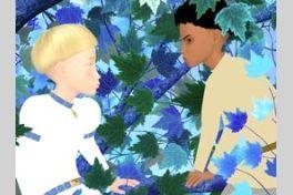 アズールとアスマールの画像