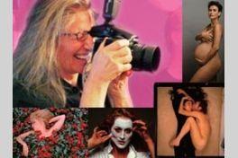 アニー・リーボヴィッツ レンズの向こうの人生の画像