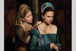ブーリン家の姉妹の画像