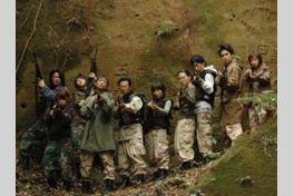 フォーク&バレット サヨウナラ戦争の画像