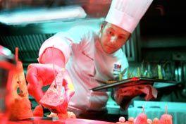 ファイティング・シェフ 美食オリンピックへの道の画像