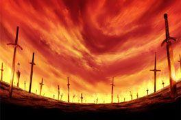 劇場版 Fate/stay night UNLIMITED BLADE WORKSの画像