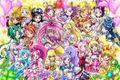 プリキュアオールスターズDX3 未来にとどけ!世界をつなぐ☆虹色の花
