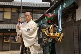 劇場版仮面ライダーオーズ WONDERFUL 将軍と21のコアメダルの画像
