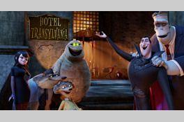 モンスター・ホテルの画像