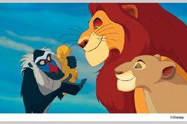 ライオン・キング ディズニー デジタル3Dの画像