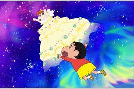 映画クレヨンしんちゃん 嵐を呼ぶ!オラと宇宙のプリンセスの画像