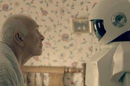 素敵な相棒 フランクじいさんとロボットヘルパーの画像