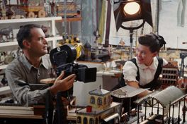 ふたりのイームズ 建築家チャールズと画家レイの画像
