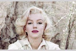 マリリン・モンロー 瞳の中の秘密の画像