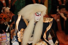 シネマ歌舞伎 春興鏡獅子の画像