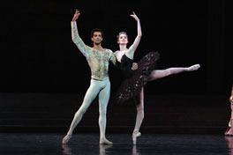 パリ・オペラ座へようこそ ライブビューイング シーズン2 2013-2014「白鳥の湖」の画像