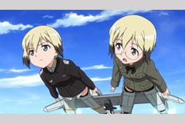 ストライクウィッチーズ Operation Victory Arrow Vol.1 サン・トロンの雷鳴の画像