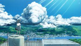 台風のノルダの画像