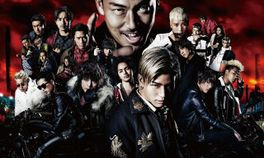 HiGH&LOW THE MOVIEの画像