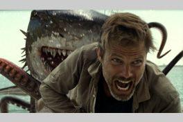 シャークトパス VS 狼鯨の画像