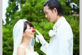 泣き虫ピエロの結婚式の画像