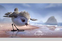 ひな鳥の冒険の画像