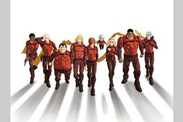 CYBORG009 CALL OF JUSTICE 第1章の画像