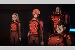 CYBORG009 CALL OF JUSTICE 第3章の画像