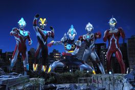 劇場版 ウルトラマンオーブ 絆の力、おかりします!の画像