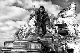 マッドマックス 怒りのデス・ロード ブラック&クロームエディションの画像