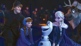 アナと雪の女王/家族の思い出の画像