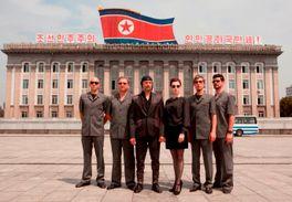 北朝鮮をロックした日 ライバッハ・デイの画像
