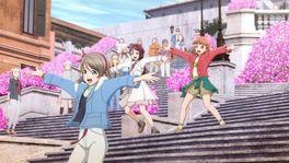 ラブライブ!サンシャイン!!The School Idol Movie Over the Rainbowの画像
