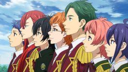 KING OF PRISM -Shiny Seven Stars- 劇場編集版I プロローグ×ユキノジョウ×タイガの画像