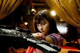 爆裂魔神少女 バーストマシンガールの画像