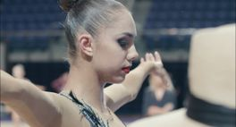 オーバー・ザ・リミット/ 新体操の女王マムーンの軌跡の画像
