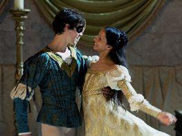ロミオとジュリエットの画像