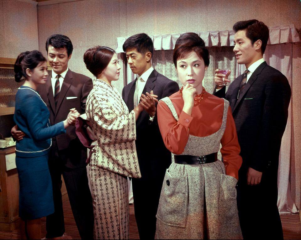 1961年の日本公開映画