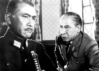 日本のいちばん長い日(1967)