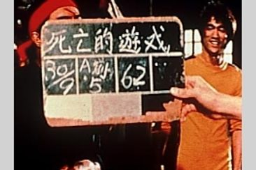 BRUCE LEE in G.O.D 死亡的遊戯