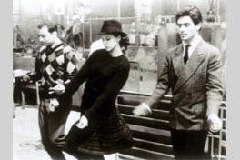 はなればなれに(1964)の画像