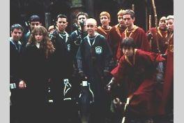 ハリー・ポッターと秘密の部屋の画像