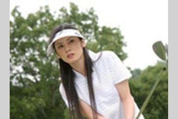 ホールインワン 女子ゴルファー千春