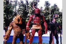 鉄の子カナヒルの画像