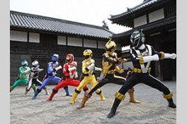 炎神戦隊ゴーオンジャー BUNBUN! BANBAN! 劇場BANG!!の画像