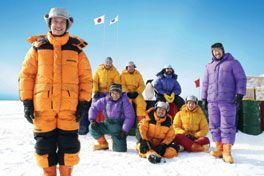 南極料理人の画像