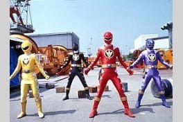 劇場版爆竜戦隊アバレンジャー DELUXE アバレサマーはキンキン中!の画像